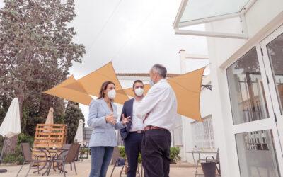 Dormitienda y Grupo Ventura donan 300 protectores de colchón a residencias de la Comunitat Valenciana