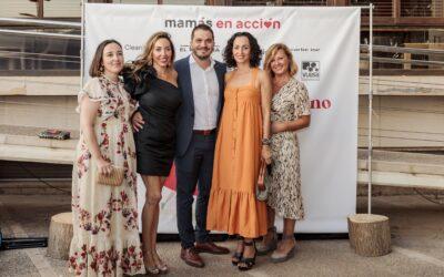 La Fundación Mónica Duart colabora en la cena benéfica de mamás en acción